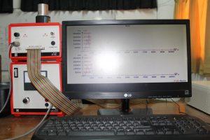 Measurement of the beta, Gamma spectra