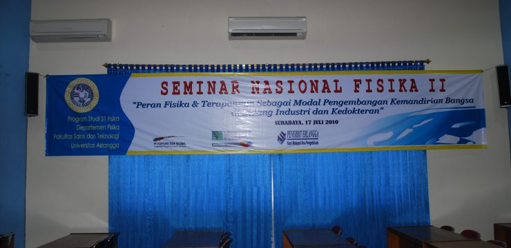 National Seminar on Physics II