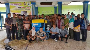 Utilization of Technology for the Process Effeciency on Agricultural Products in Bangsal District-Mojokerto