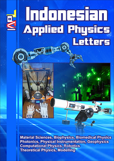 """Indonesian Applied Physics Letters (IAPL)"""